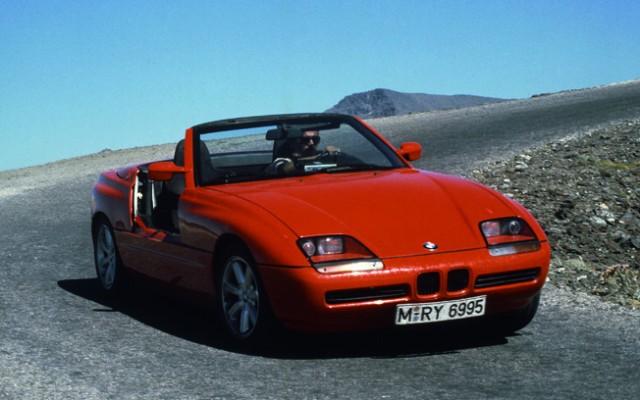 Antes pioneiro, hoje um carro clássico: o BMW Z1