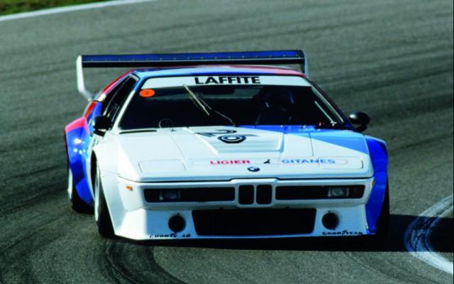Modelos clássicos de corrida dos anos 1970