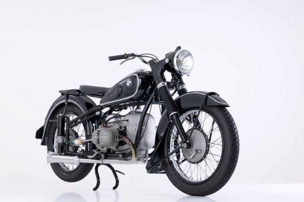 Motocicletas colecionáveis com motor boxer