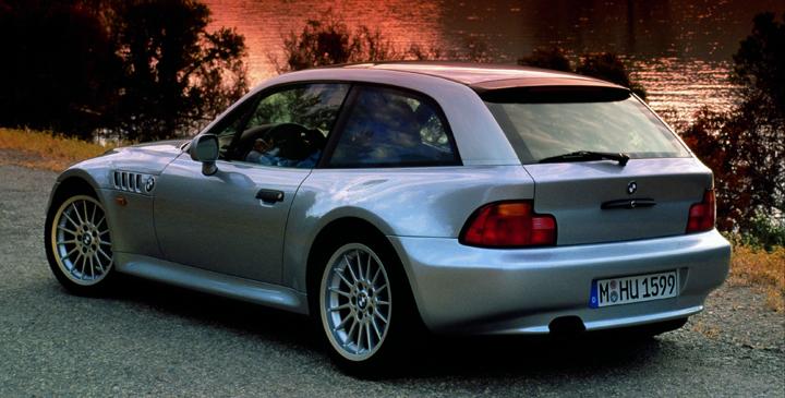 BMW Z3 cupê