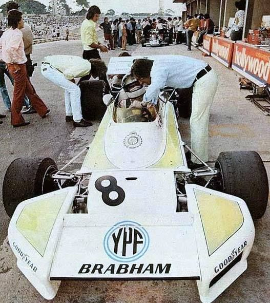 Carlos Reutemann em Interlagos